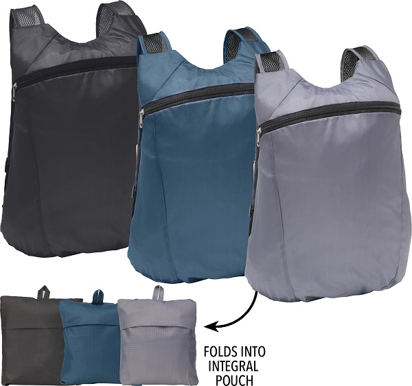 Boxley Fold up Backpack