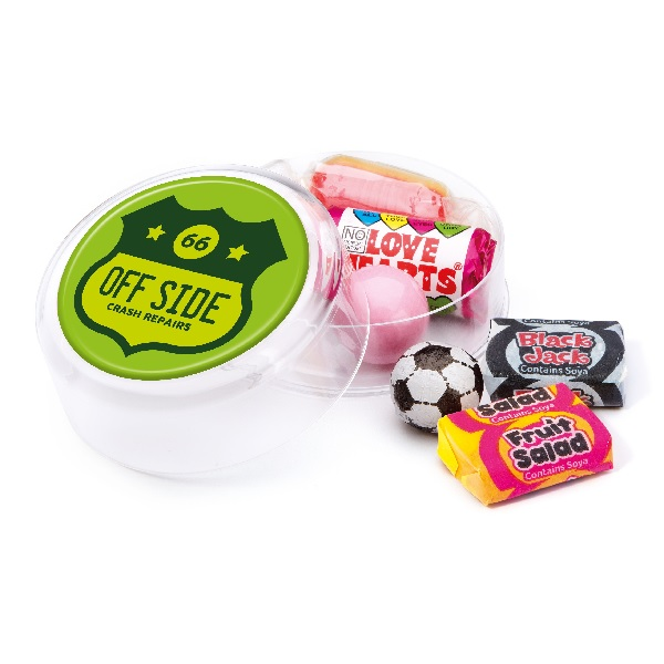BEST SELLER! Retro Sweets Pot